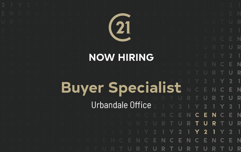 Now Hiring a Buyer Specialist in Urbandale