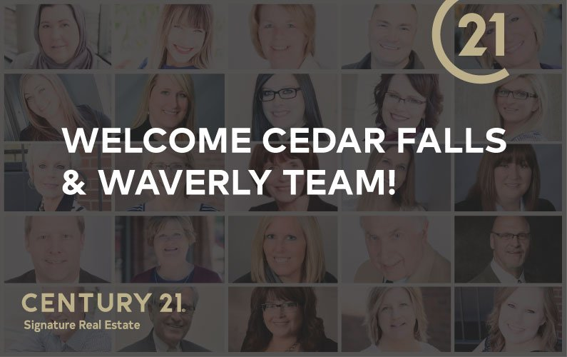 We have expanded to Cedar Falls and Waverly!