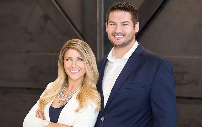 Amanda and Spencer Fontana Join C21®