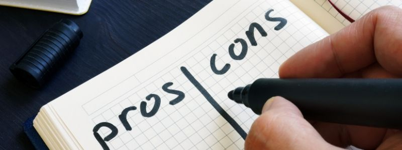 The Pros and Cons of Getting into Real Estate