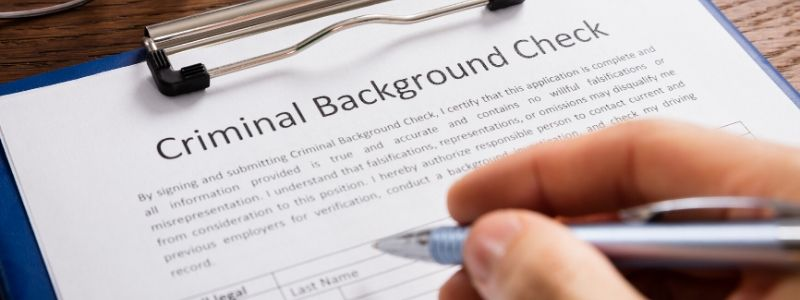 How To Submit A Background Check