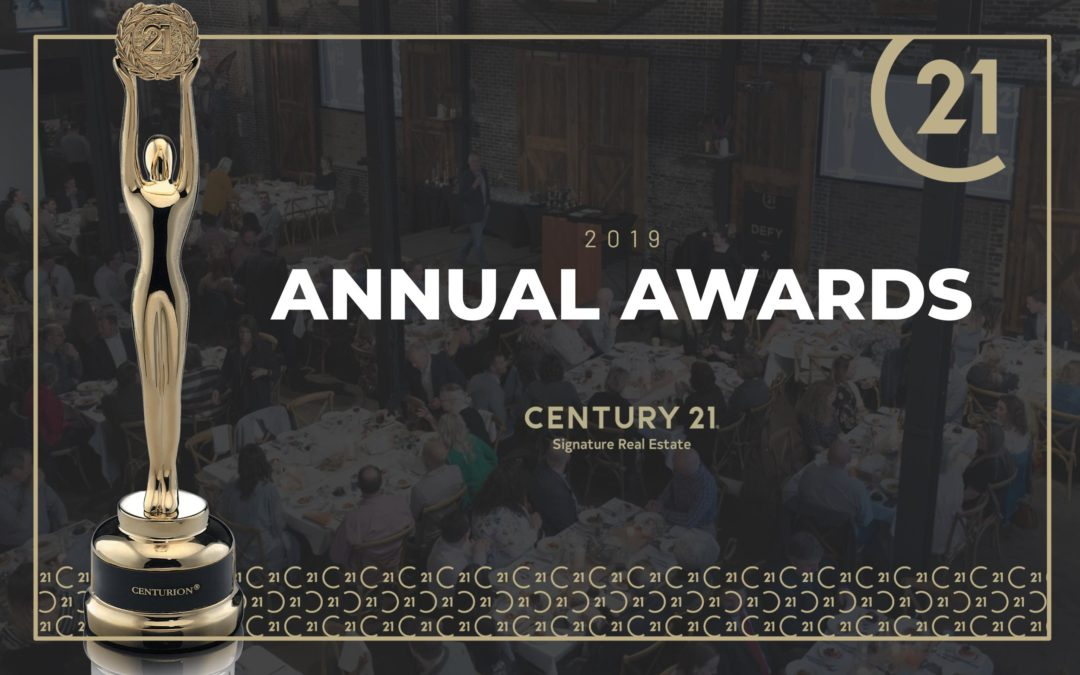 2019 Annual Awards