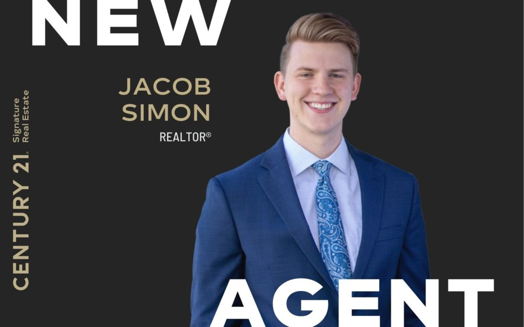 Jacob Simon Joins C21®