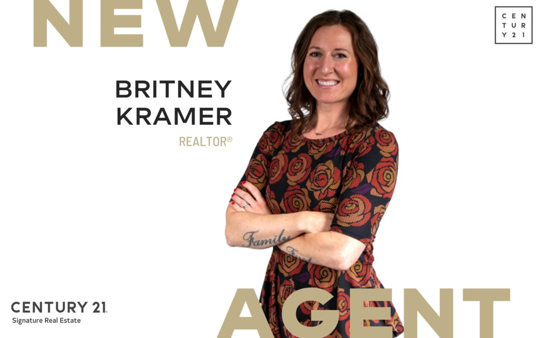 Britney Kramer Joins C21®