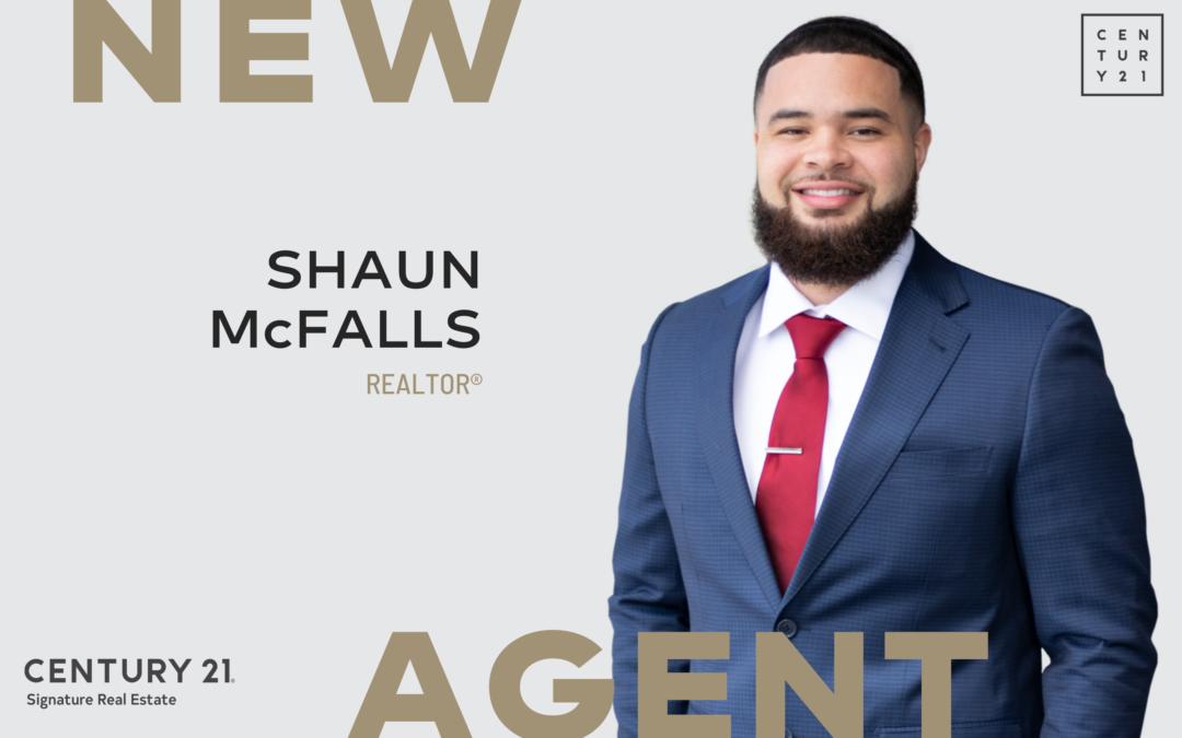 Shaun McFalls Joins C21®