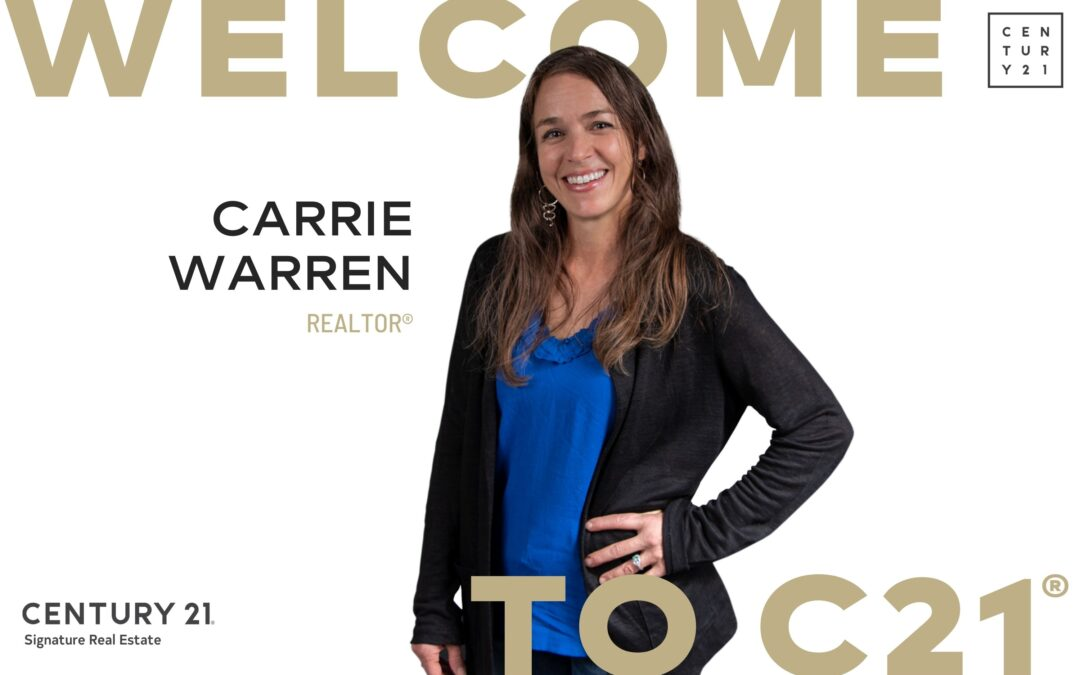 Carrie Warren Joins C21®