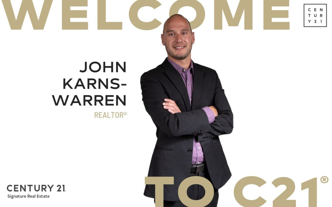John Karns-Warren Joins C21®