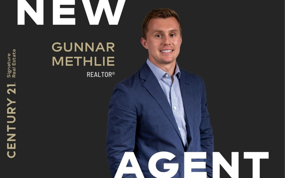 Gunnar Methlie Joins C21®