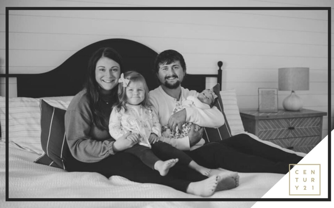 How I Balance My Dream Job In Real Estate and Motherhood: Kaitlyn Harvey