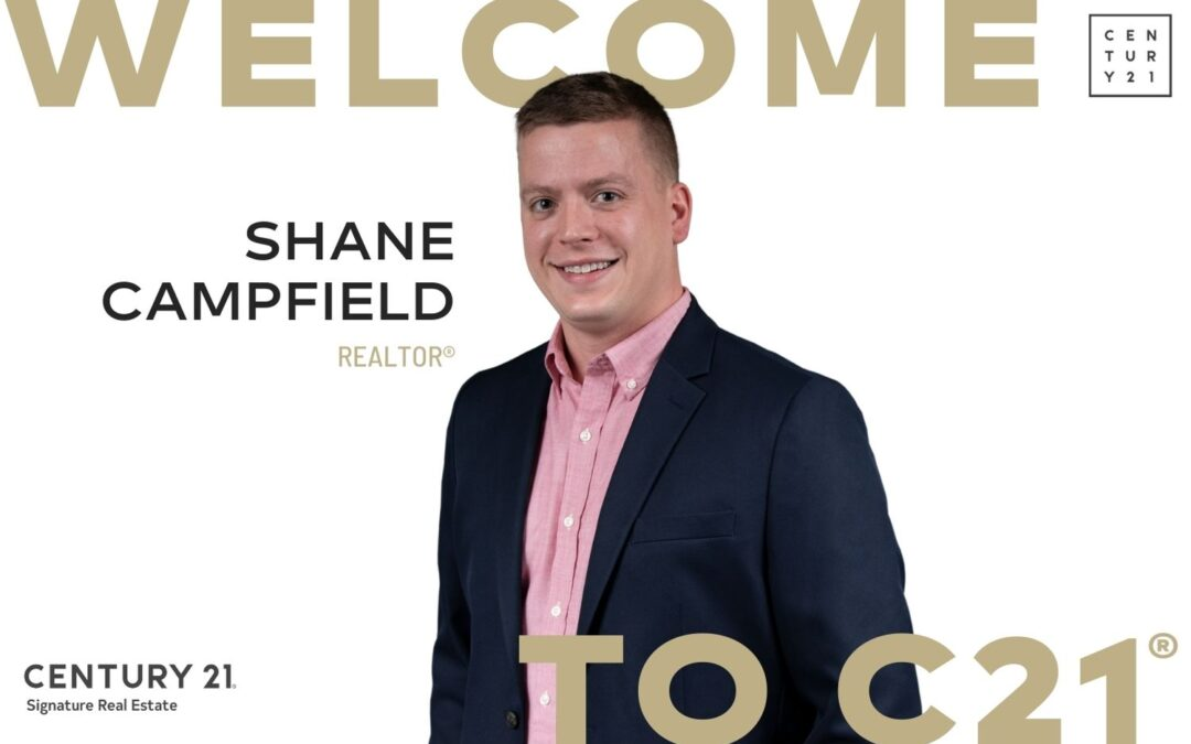 Shane Campfield Joins C21®