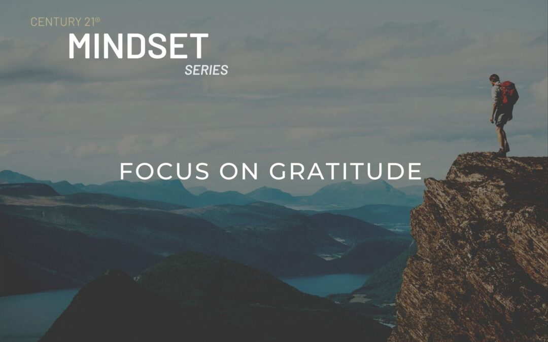 C21® Positive+ Mindset Series: Focus on Gratitude