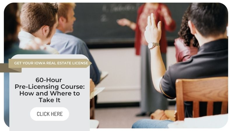 Iowa real estate pre-licensing course