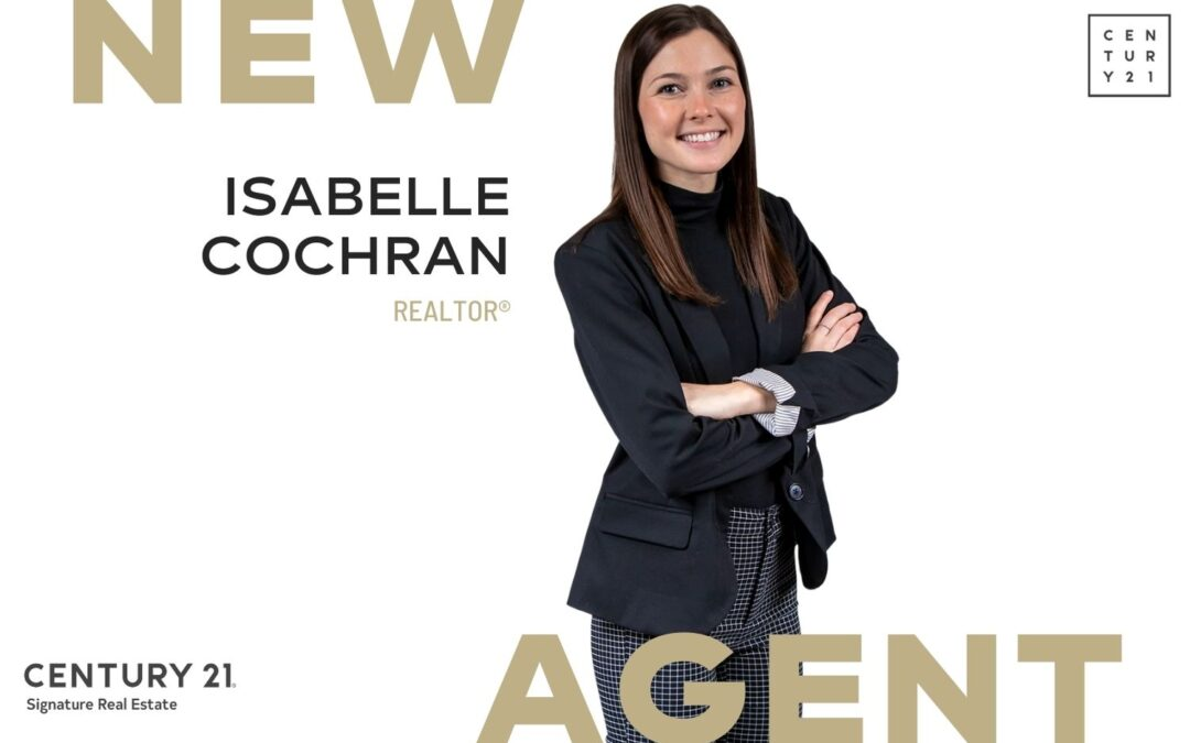 Welcome to C21®: 21 Questions with Isabelle Cochran
