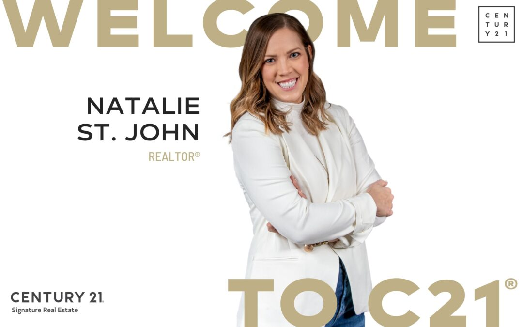 Welcome to C21®: 21 Questions with Natalie St. John