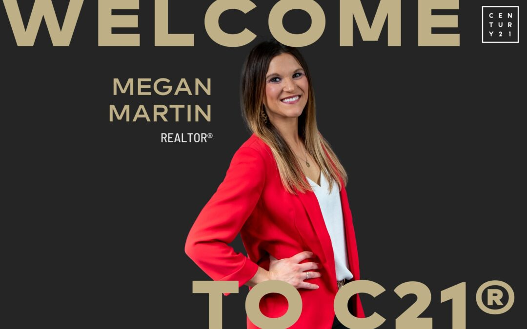 Welcome to C21®: 21 Questions with Megan Martin