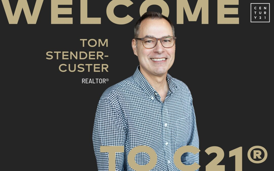 Welcome to C21®: 21 Questions with Tom Stender-Custer