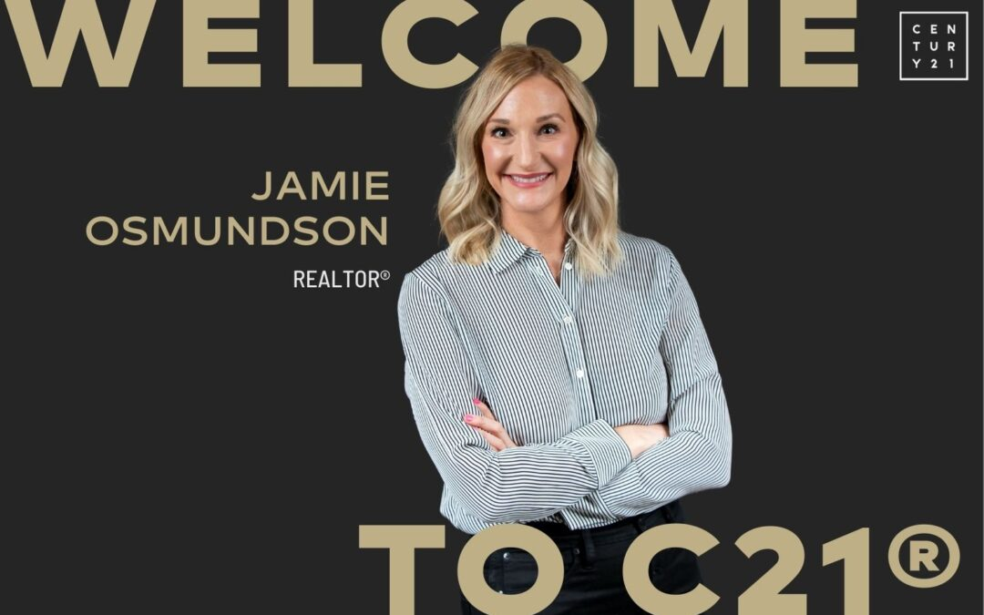 Welcome to C21®: 21 Questions with Jamie Osmundson