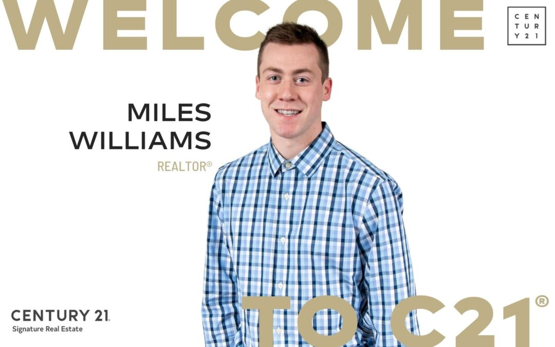 Welcome to C21®: 21 Questions with Miles Williams