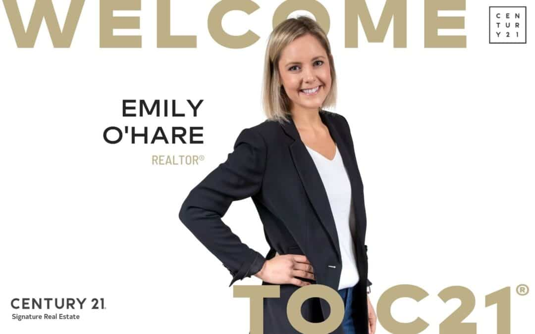 Welcome to C21®: 21 Questions with Emily O'Hare