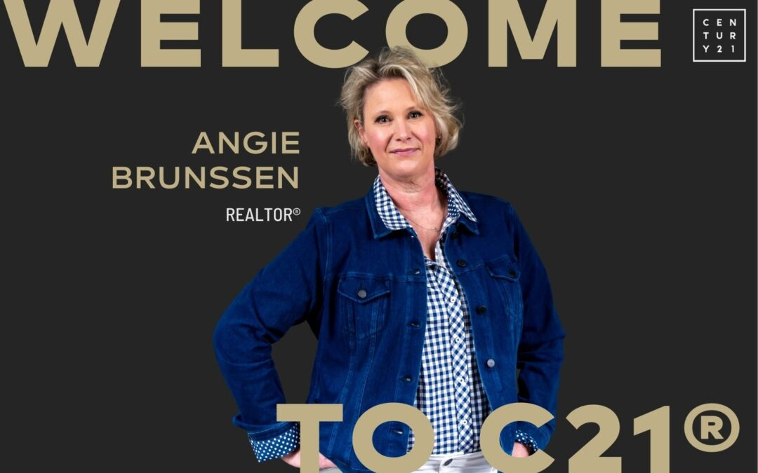 Welcome to C21®: 21 Questions with Angie Brunssen