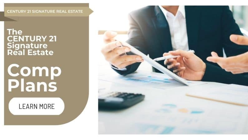 Century 21 signature real estate comp plans