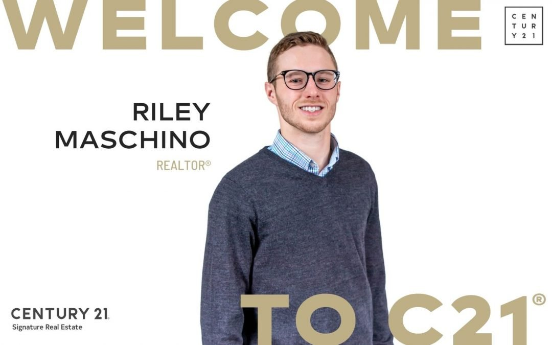 Welcome to C21®: 21 Questions with Riley Maschino