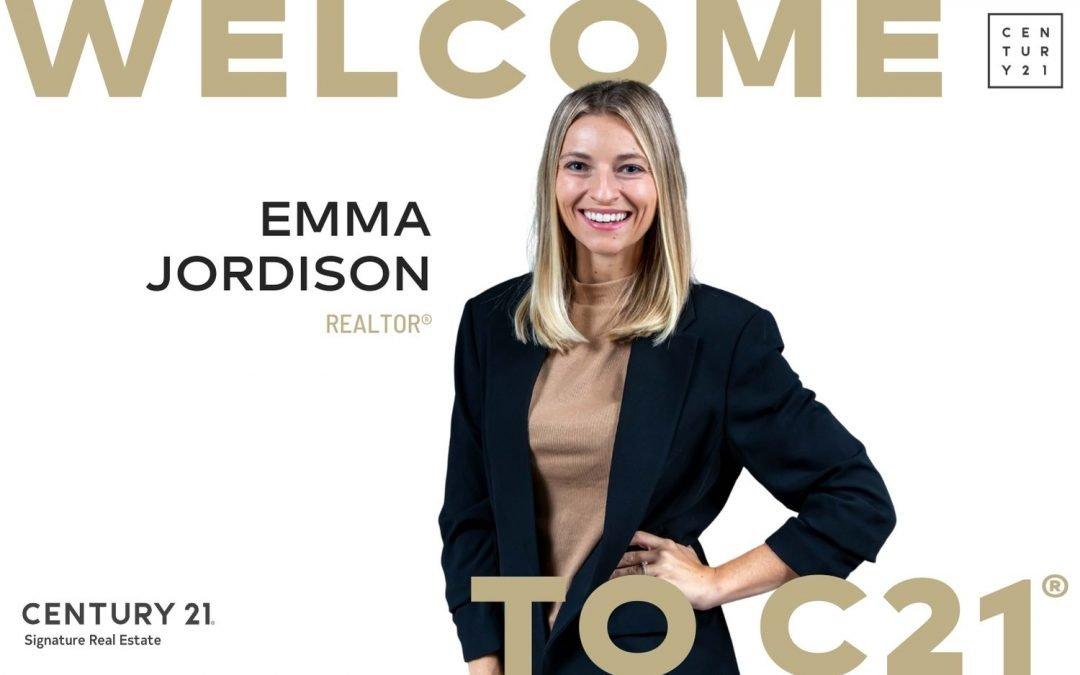 Welcome to C21®: Emma Jordison